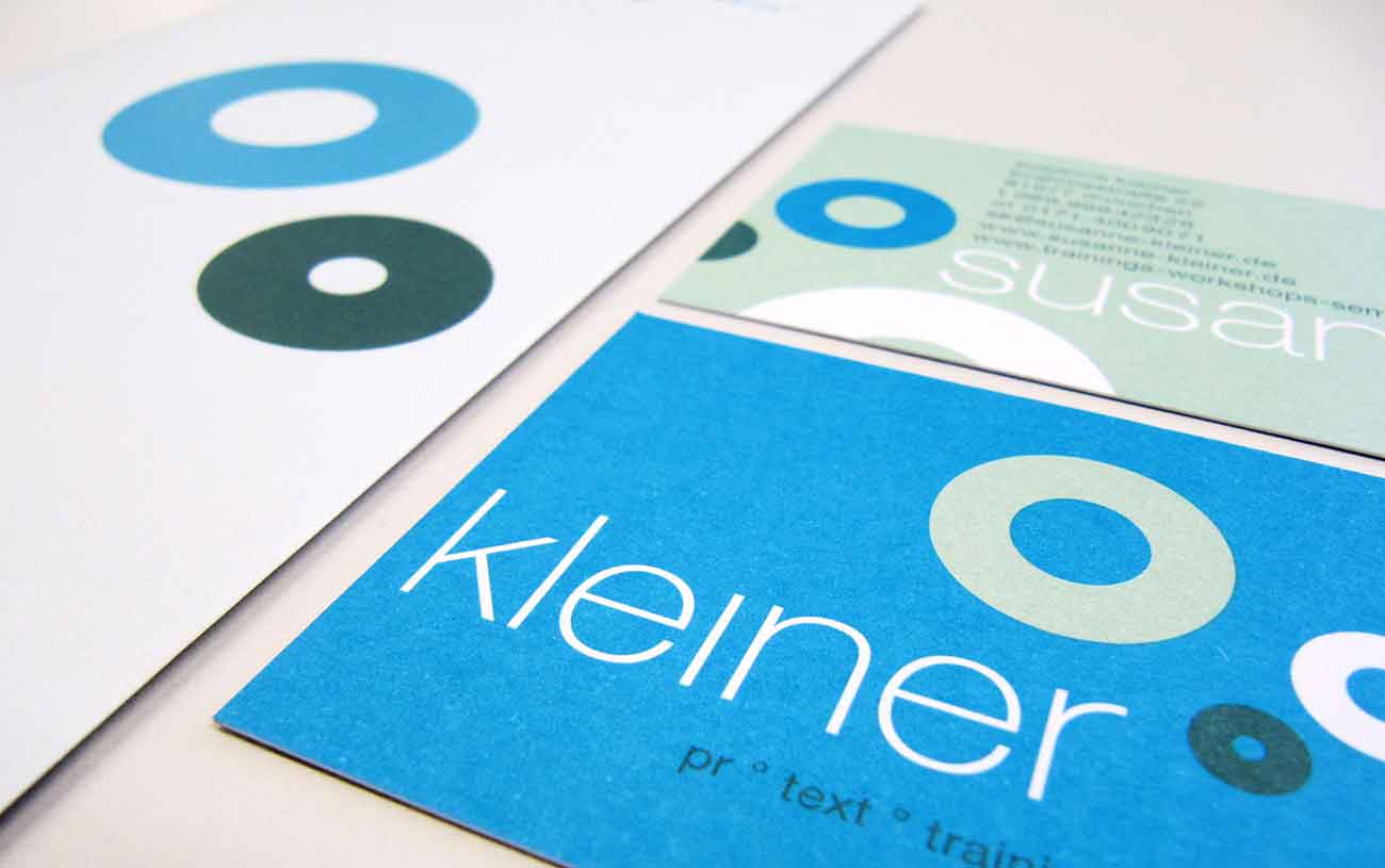 Susanne Kleiner Corporate Design
